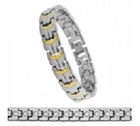 Составной браслет с магнитами STB-0445SG